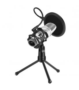 Support Trépied de Microphone Universel avec un Filtre Antichoc, Anti-pulvérisation