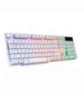 Clavier Gamer Jedel K510 AZERTY et 3 Couleurs LED