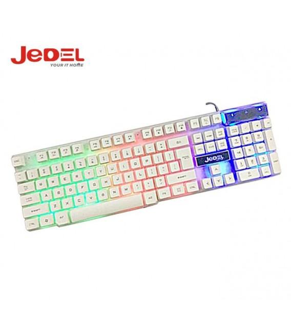 Clavier Gamer Jedel et Backlight K590