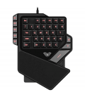 Clavier Gamer AULA à une Main pour Gaming