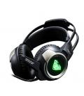 Casque Gamer AULA  G91 Auto-ajustable avec Microphone et LED bleu