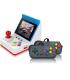 Mini  Rétro Arcade 360 EN 1 avec Câble TV et 2 Manettes