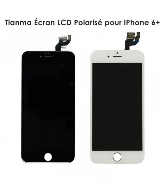 Tianma Écran LCD Polarisé pour IPhone 6 Plus