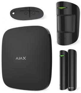 Kit Système de sécurité Ajax StarterKit sans fil avec carte SIM/Ethernet
