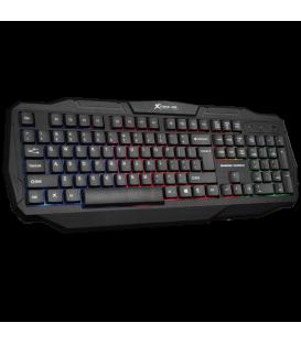Clavier Gamer XTRIKE KB-302 avec Rétro-éclairage RGB