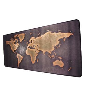 Tapis de Souris Global, Extra Large pour Gaming
