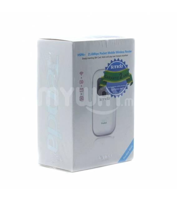 Tenda 3G185 Routeur 3.75G Modem Carte SIM avec batterie