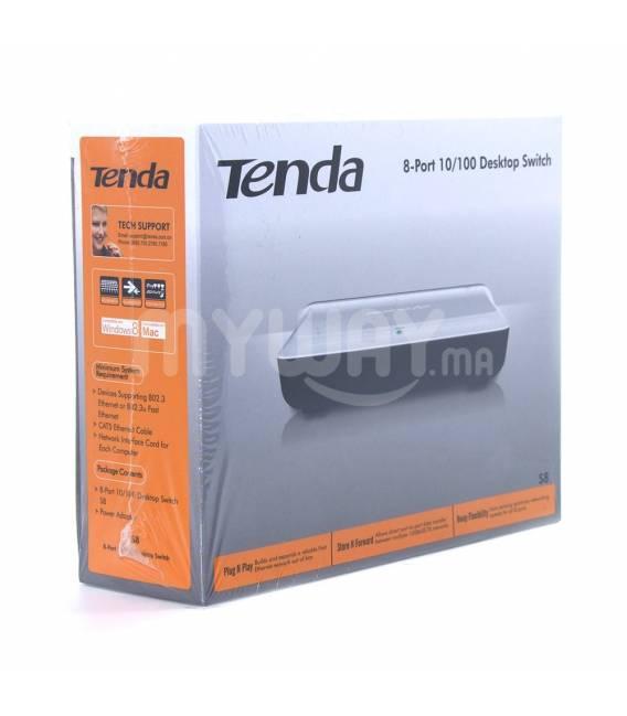 Tenda S8 Switch Ethernet 8 Ports