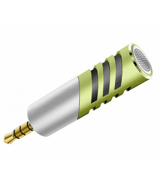 Microphone D'enregistrement R1 à Condensateur pour Smartphone Avec Port pour Écouteurs