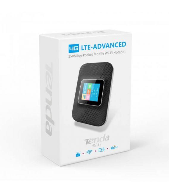 Tenda 4G185 Routeur 4G LTE sans fil mobile de poche