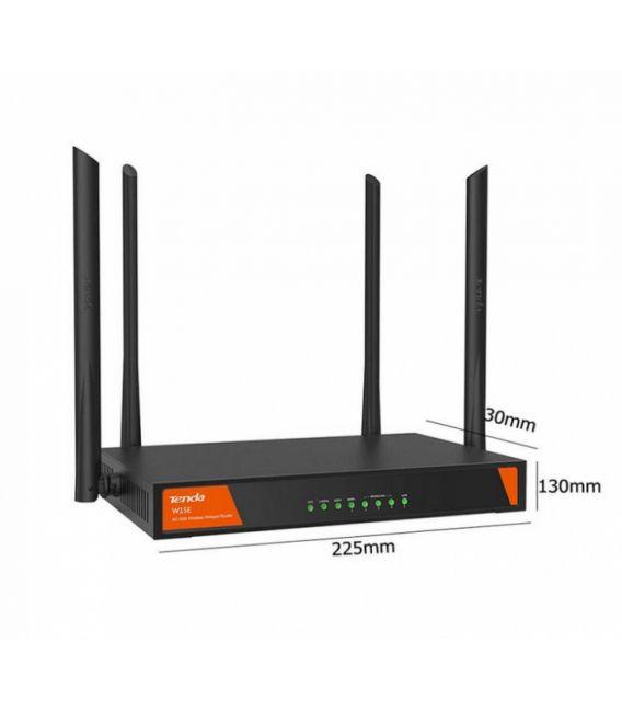 Routeur WiFi Tenda W15E sans fil 1200Mbps 2.4G/5 GHz