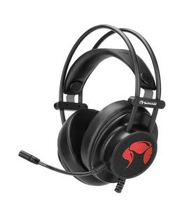 Casque MARVO HG9055 Surround Sound 7.1 USB avec éclairage LED et microphone