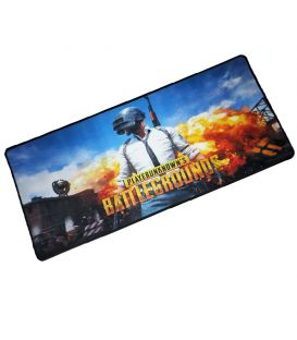 Tapis de Souris BATTLE GROUNDS, Large Extra Pour Gaming