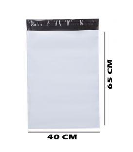 Rouleau de 100 Sac Enveloppe pour Emballage (40x65)