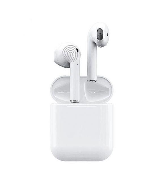 Ecouteurs i12 TWS Sans fil Bluetooth 5.0 TACTILE (Smart Touch Control)
