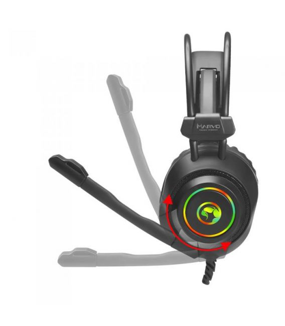 Casque Gamer 7.1 SURROUND MARVO HG9056
