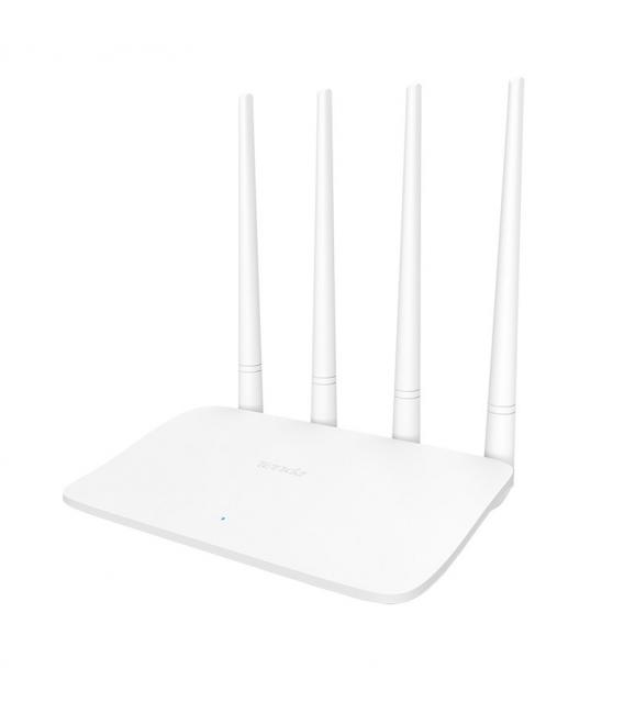 Tenda F6 Point d'accès Routeur sans fil 300Mbps - 4 Antennes