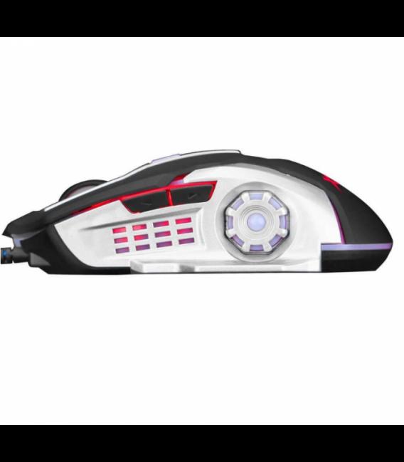 Pack Clavier Gamer Jedel K590 rétro-éclairer et Souris Gamer XTRIKE GM-210 avec 6 Boutons