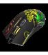 Souris Marvo M209 avec 6 boutons, 7 couleurs LED et 1000-6400 DPI