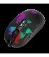 Souris Gamer Marvo M422 avec 7 Boutons Programmable, 7 Couleurs et 1200-4800 DPI