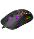 Souris Gamer MARVO PRO G961 avec 6 Boutons Programmables Rétro-éclairés et 12000 DPI