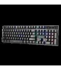 Clavier Gamer XTRIKE KB-280 Membrane, Rétro-éclairé, avec 104 Touches