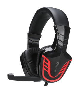 Casque Stereo Gamer XTRIKE HP-310 avec Microphone Omnidirectionnel