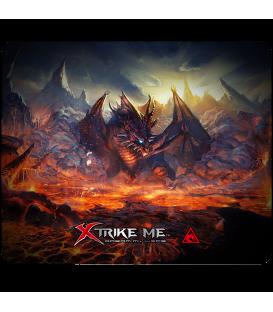 Tapis de souris XTRIKE MP-002 Gamer - Taille 320x270x2mm