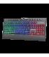 Clavier Gamer XTRIKE KB-508 Membrane, Rétro-éclairé, avec 114 Touches
