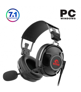 Casque Gamer Marvo HG9053, Son Surround 7.1 avec Microphone