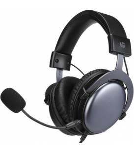 Casque Gamer Stéréo HP DHE-8005 avec Microphone Detachable