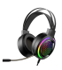 Combo Gaming MH01 avec Casque Gamer Stéréo et Souris Gamer 6 boutons Optique 6400 dpi