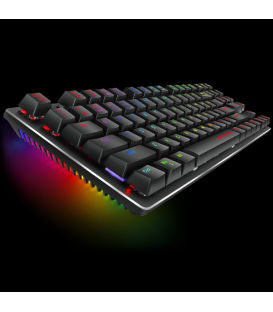 Clavier Mécanique Blue Switch Gamer MARVO PRO KG934 Rétro-éclairage RGB