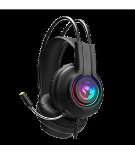 Casque Gamer Stereo Marvo HG8935 avec Microphone Omnidirectionnel