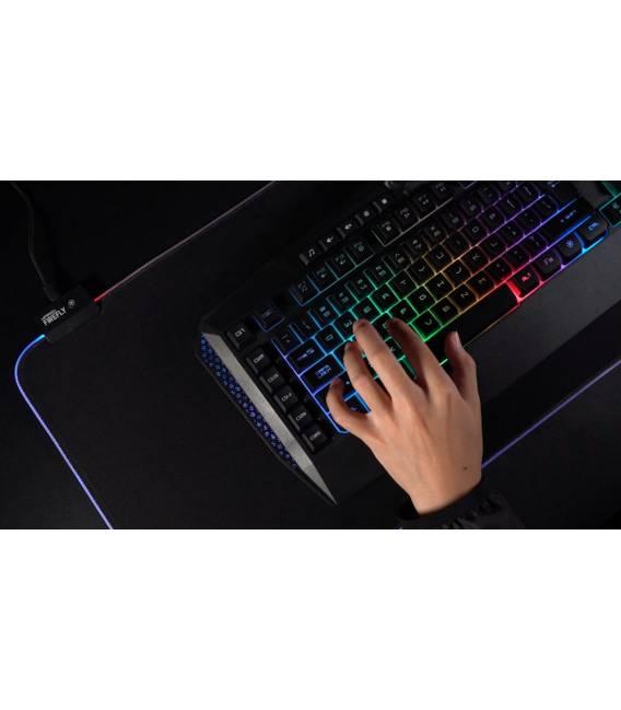 Clavier Gaming FANTECH K513 Membrane avec 120 Touches
