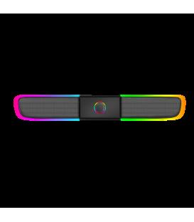 Haut-parleur Stéréo 2.0 Xtrike SK-600 avec Prise 3.5 mm et USB alimentation