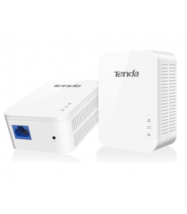 Adapteur Kit CPL 1000Mbps Tenda PH3 avec Ports Gigabit Plug et Play Prise Courant