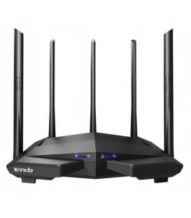 Routeur Double Band Wifi Répéteur sans fil AC11 TENDA 1200mbps GHz Avec 6 Antennes