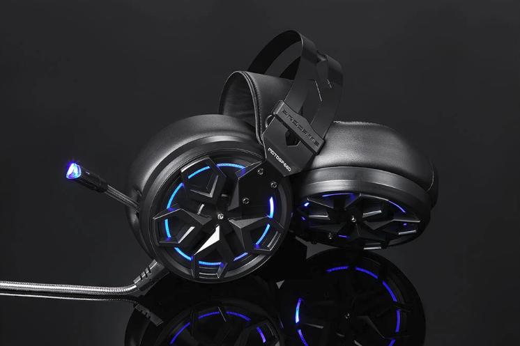 Casque Gamer Stéréo Motospeed H60 USB avec Microphone