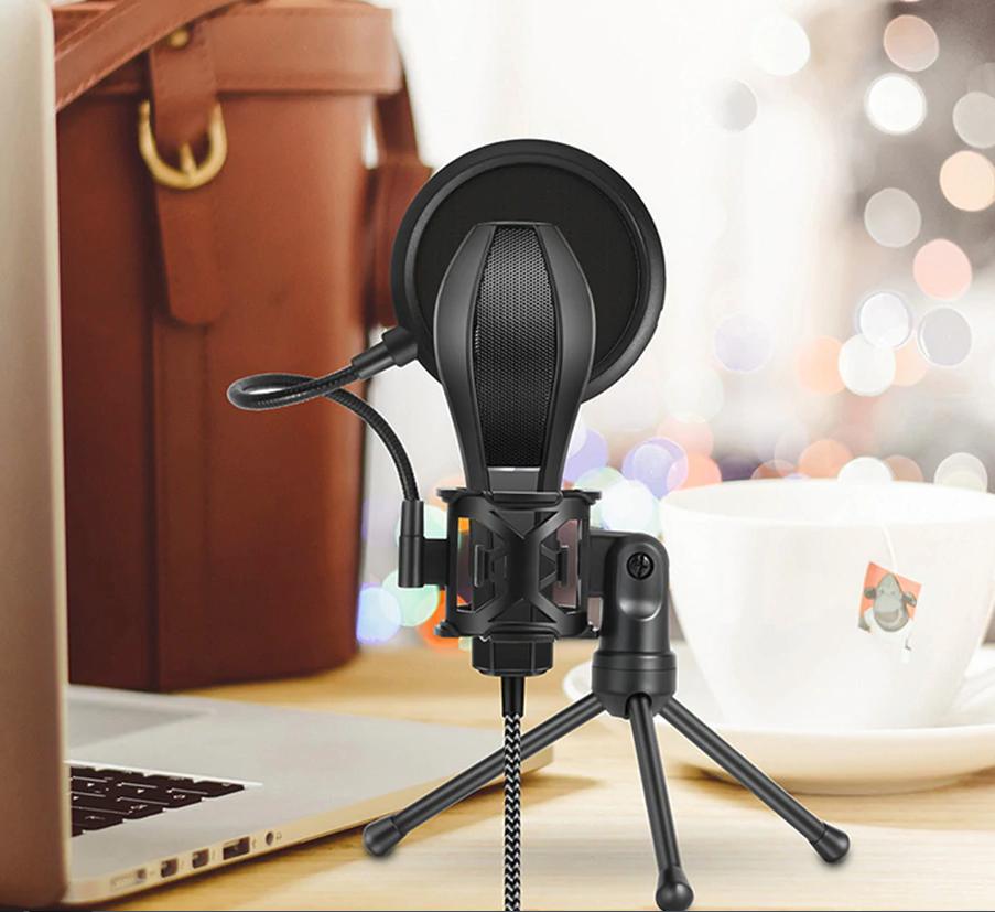 Support et Trépied de Microphone
