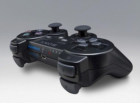 Manette Sony sans fil DualShock 3 du système PlayStation 3