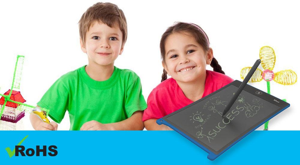 Tablette d'écriture LCD Electronic