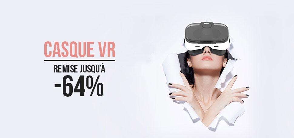 Promotions Casques VR au Maroc