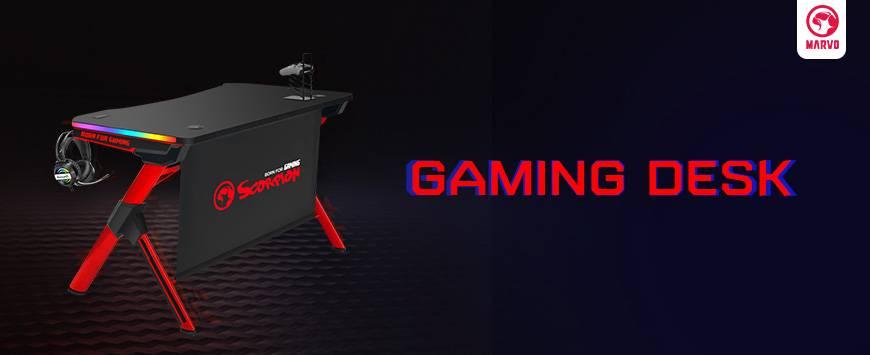 Bureau Gaming - Marvo DE-04